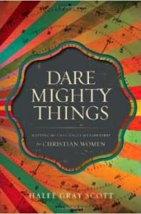 Leadership skills for Christian women.